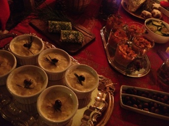 Tofu com Natas e Quinoa com Grãos